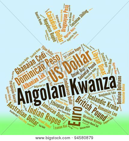 Angolan Kwanza Shows Forex Trading And Coin