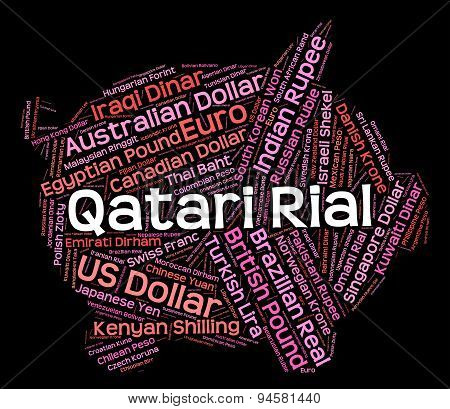 Qatari Rial Means Forex Trading And Coinage