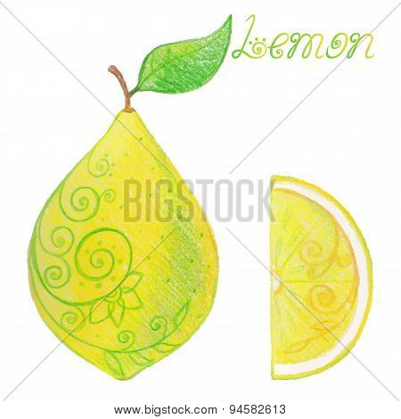 Sketchy Lemon