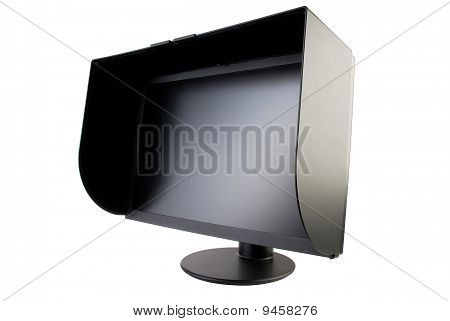 Monitor With A Peak