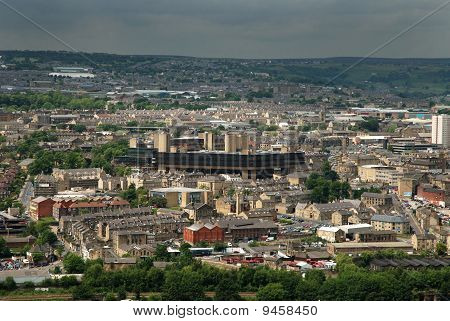Yorkshire town of Halifax