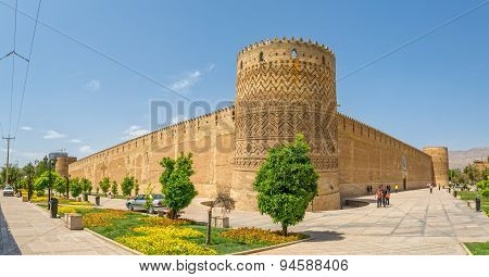 Shiraz Citadel Vakil Fortress