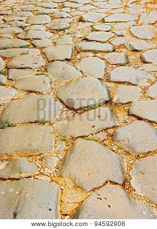 Via Appia, Antica Rome, Italy