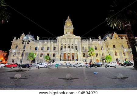 Cape Town City Hall, South Africa