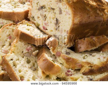 Salty Cake