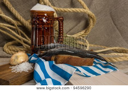 Breakfast Baltic Fisherman