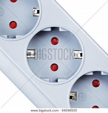 Surge Protector Socket