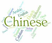pic of dialect  - Chinese Language Representing Speech Translate And Wordcloud - JPG