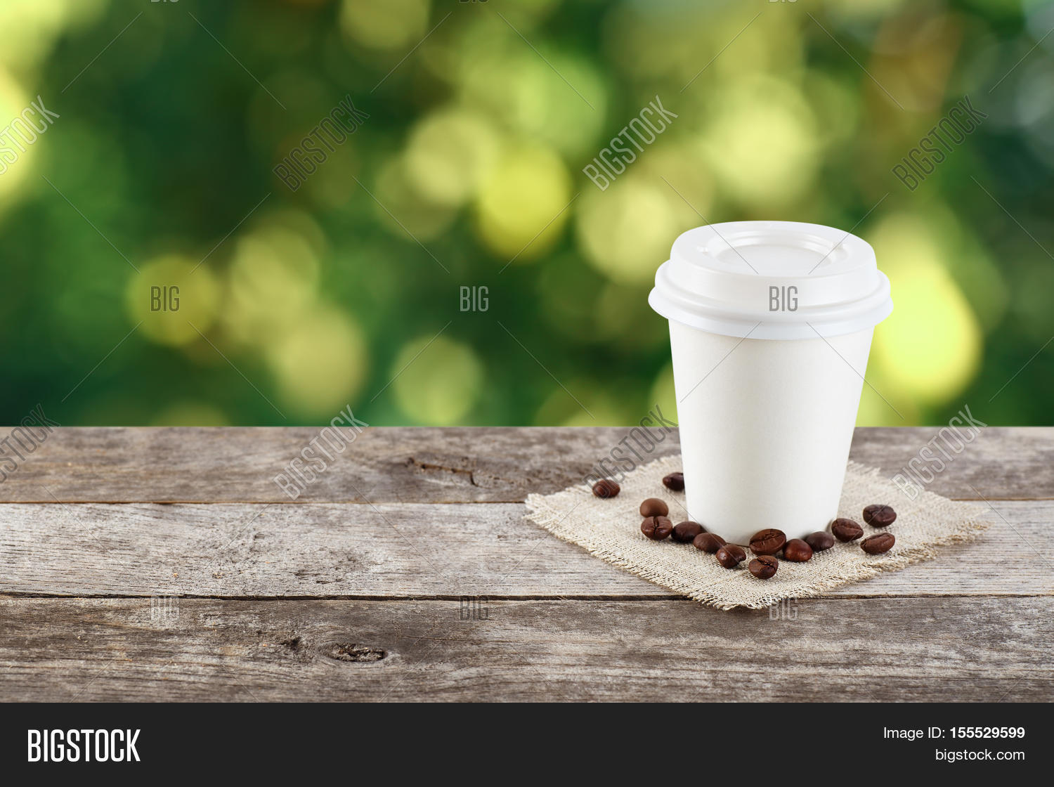 Coffee background images illustrations vectors coffee paper cup of coffee on natural outside background with copy space coffee on table on geotapseo Gallery