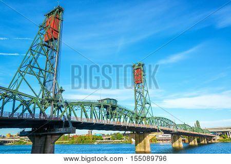 Hawthorne Bridge View