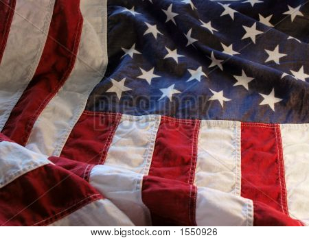 Old American Flag 1