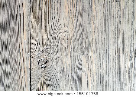 Old weathered wooden table background