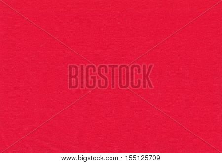 Red Crepe Paper Texture