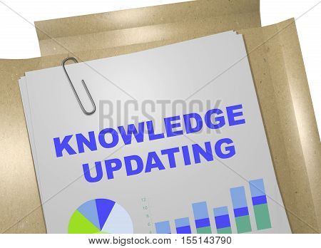 Knowledge Updating Concept