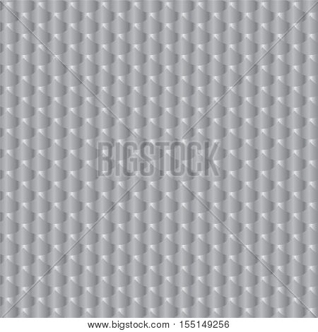 silver gradient shade pattern vector illustration image made by triangle curve