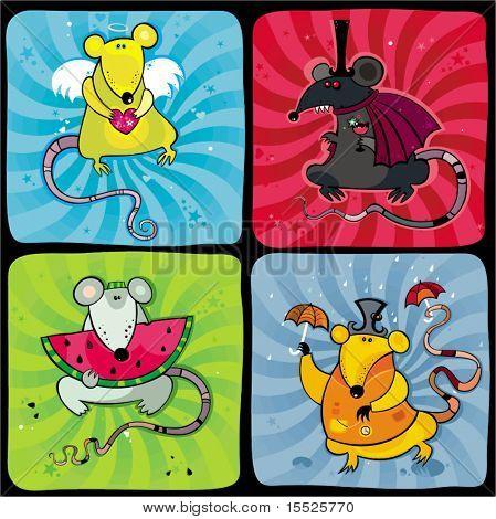 Funny rats series 2