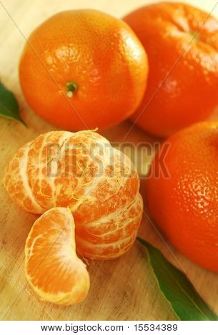 Juicy Clementines