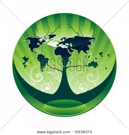 vector pro earth orb design