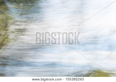 Blurred Abstract Background. Ripples On Water.