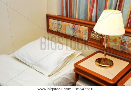 High Class Single Bed Room