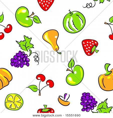 Seamless background Vector. Visit my portfolio for big collection of backgrounds