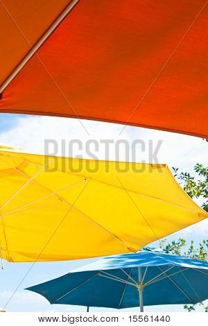 Colorful Parasol