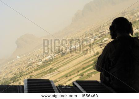 Kandahar From The Air