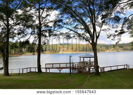Lovely day at Logan Martin Lake in Vincent, AL