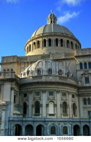 Christian Science Church, Boston..