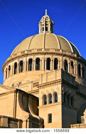 Christian Science Church, Boston..