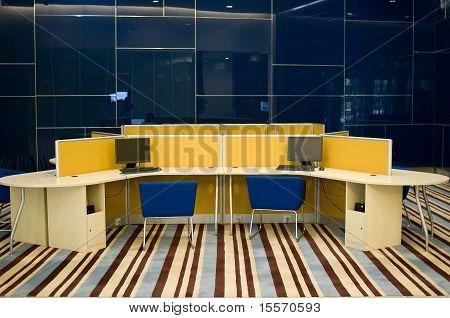 Public office space