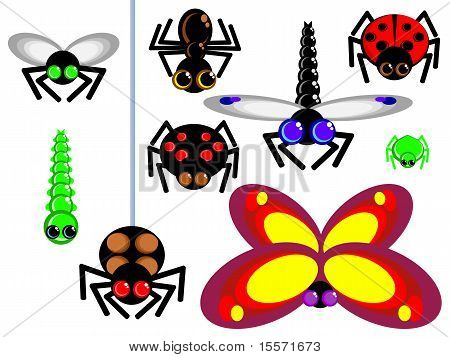 Icons Insect