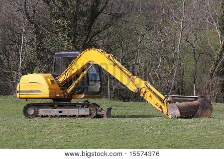 Digger Excavator