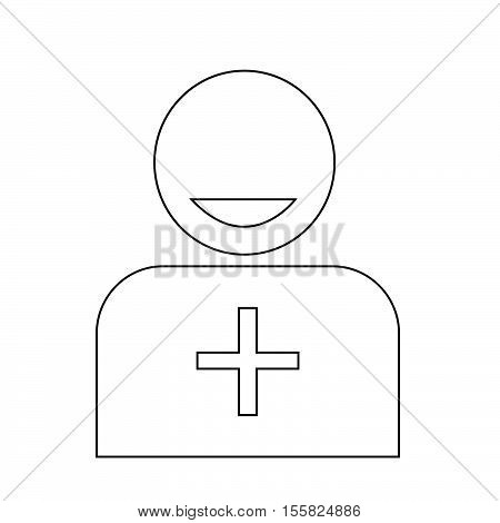 an images of Add friend icon illustration idesign