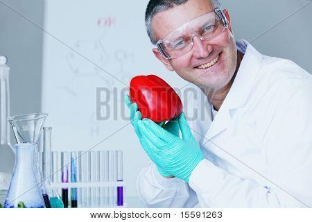 man change paprica DNA