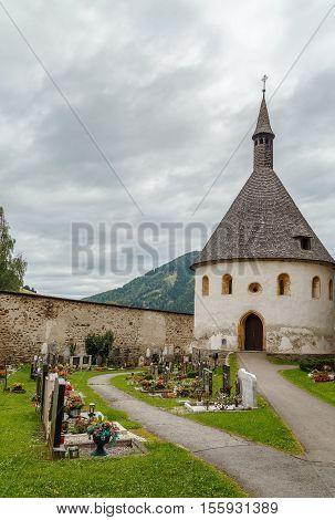 St. Lambrecht's Abbey is a Benedictine monastery in Styria Austria. Monastery cemetery