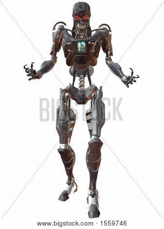 Cyborg 3000-amenaza