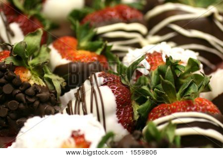 Chocolate Strawberries