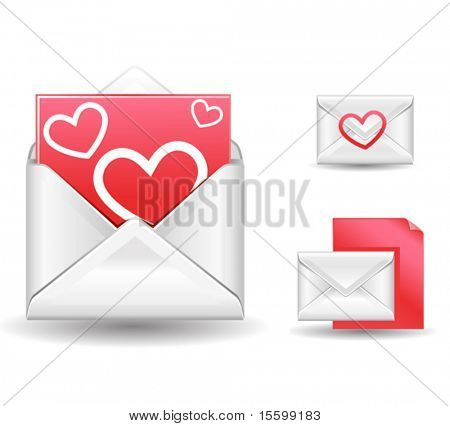 love letters, see also images ID: 20312860, 20312857, 20312854,