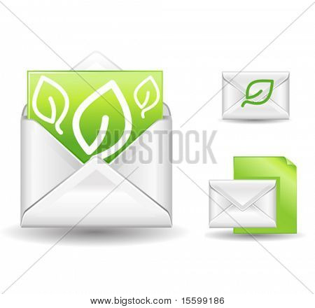 green letter , see also images ID: 20312860, 20312857, 20312851