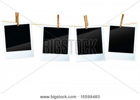 vector photo blanks