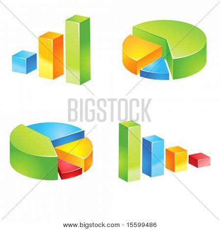 gráficos de vetor