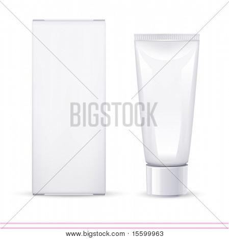 cosmetics containers. There are VARIETY of white containers in my portfolio ;)