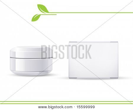 cream containers.  There are VARIETY of white containers in my portfolio ;)