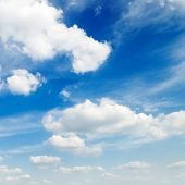 image of clouds sky  - clouds and sky - JPG