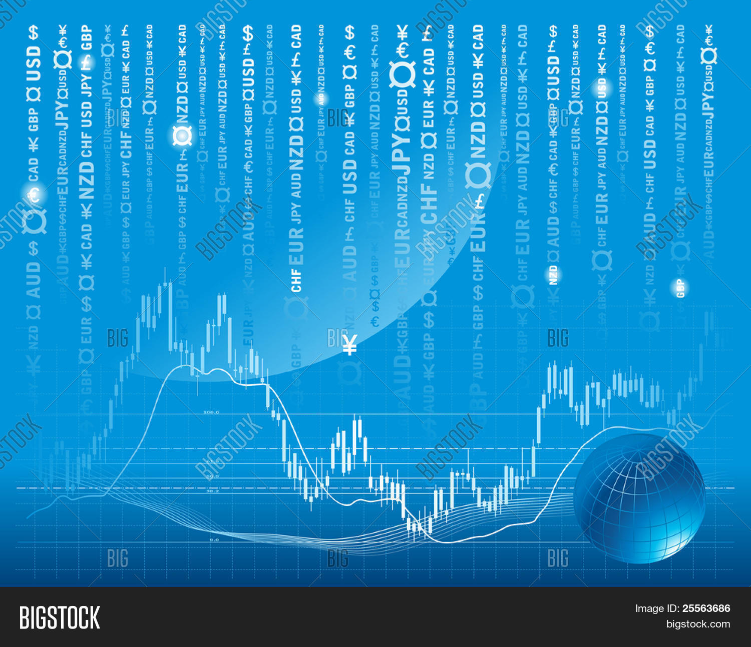 Forex background