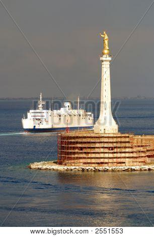 Mediterannean Port