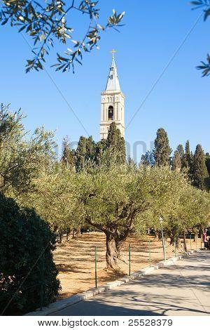 Jerusalem: Russian Candle belfry