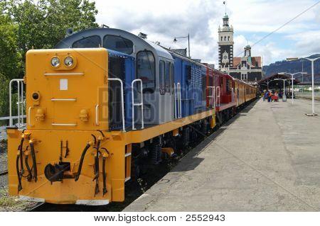 Vintage Tourist Train
