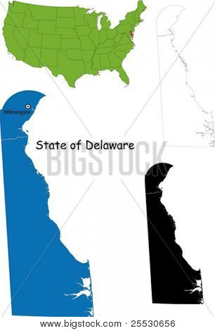 State of Delaware, USA